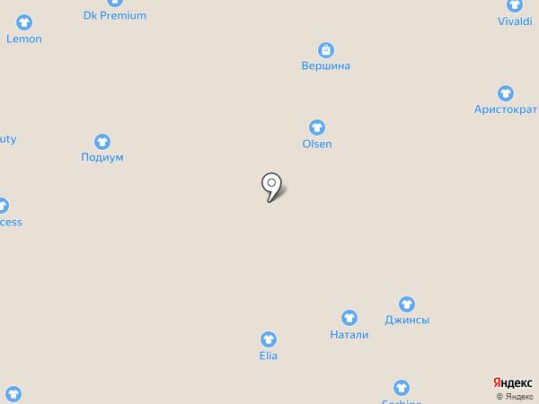 Владимир на карте Астрахани