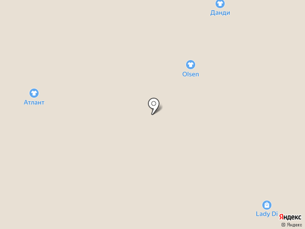 Гала и Дали на карте Астрахани