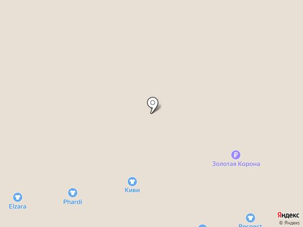 Салон меха на карте Астрахани