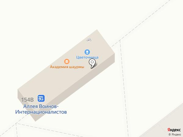 KIR СПОРТ на карте Астрахани