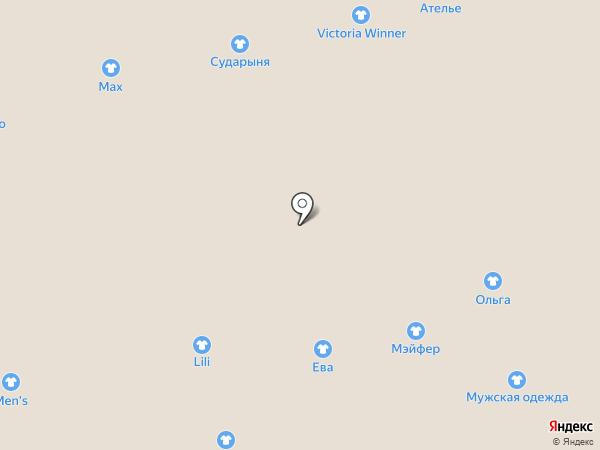 KIDS FASHION на карте Астрахани