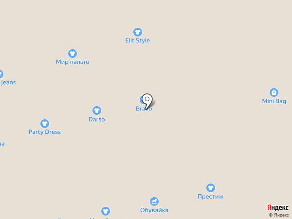 Mr.Bond на карте Астрахани