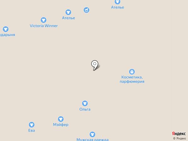 Barbara на карте Астрахани