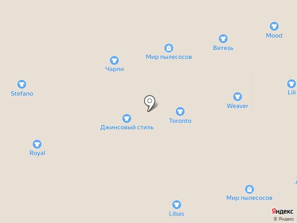 Brand room на карте Астрахани