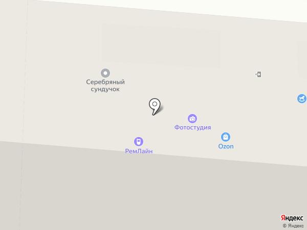 Дары Алтая на карте Астрахани