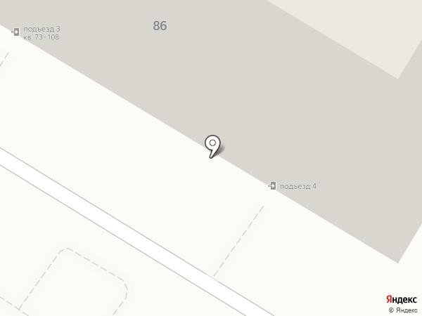 Нейл+ на карте Астрахани