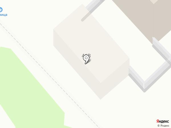 Ногтевой салон на карте Астрахани