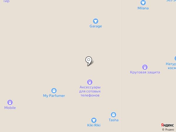 Simpati на карте Астрахани