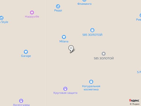 Thor на карте Астрахани
