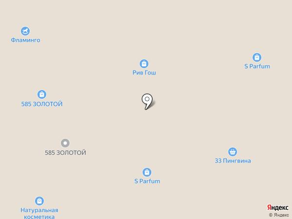 Sweetland на карте Астрахани