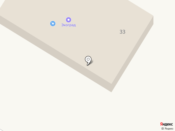 АстраханьПолимерКомплект на карте Астрахани