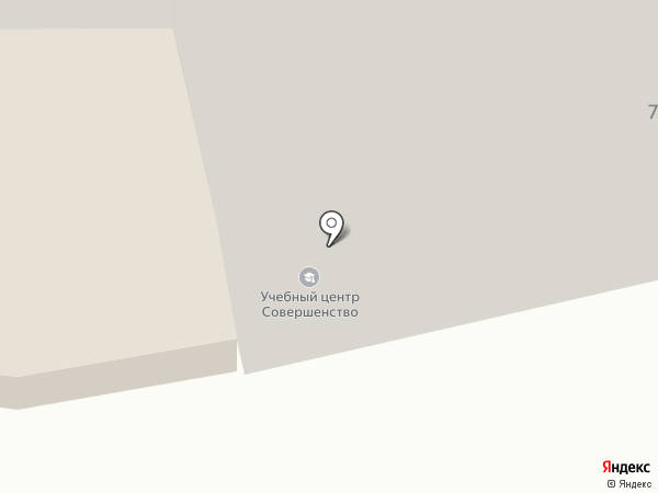 Белая ворона на карте Астрахани