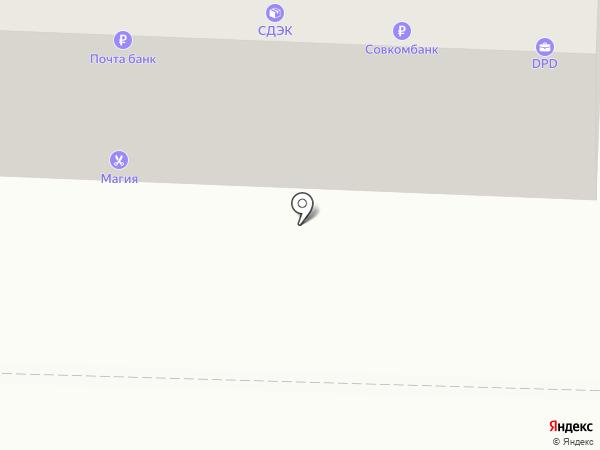 Совкомбанк, ПАО на карте Астрахани