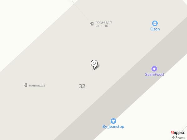 Ямото на карте Астрахани