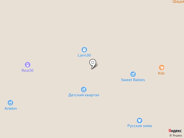 ПРОСТОМЕБЕЛЬ на карте Астрахани
