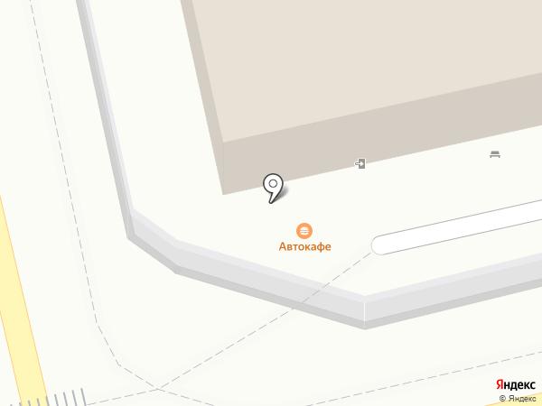 Автокафе на карте Астрахани