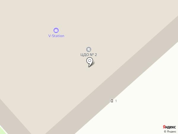 Camino DelTango на карте Астрахани