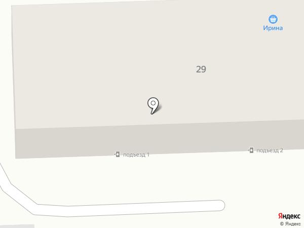 Продуктовый магазин на карте Кирпичного завода №1