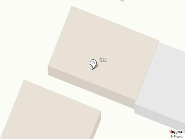 Шинный центр на карте Астрахани