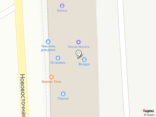 АстрРемСтрой на карте Астрахани