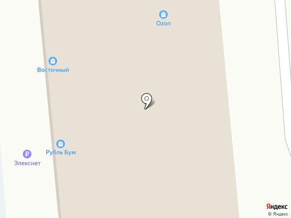 Магазин автозапчастей для Daewoo на карте Астрахани