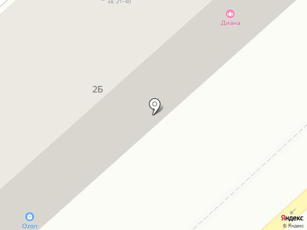 Ломбард Ленинградский на карте Астрахани
