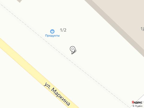 Киоск по продаже яиц на карте Астрахани