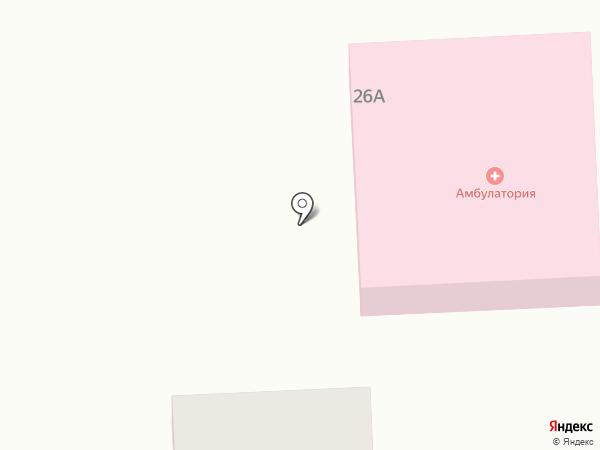 Амбулатория на карте Кирпичного завода №1