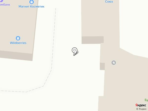 Банкомат, Банк ВТБ 24 на карте Астрахани
