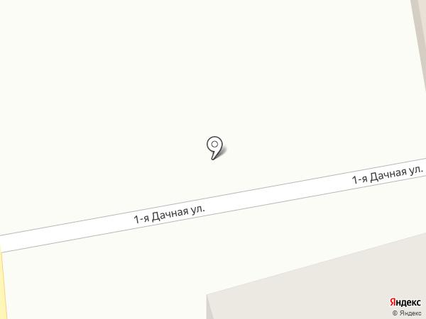 Банный клуб на карте Астрахани