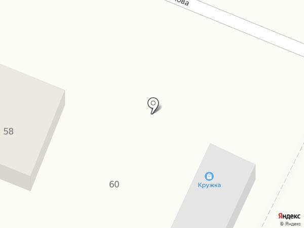 Садовый центр на карте Астрахани