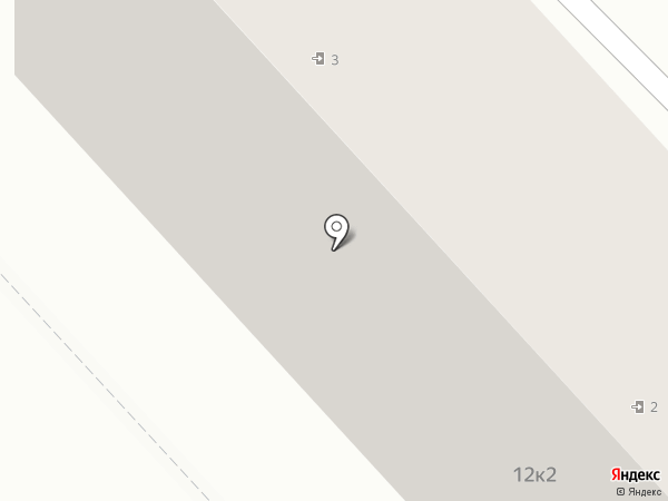 Вторстальмет на карте Астрахани