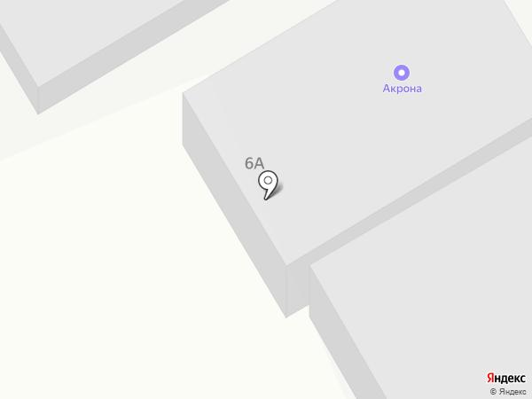 Аст Групп на карте Астрахани