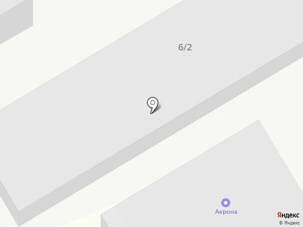 Элит Групп на карте Астрахани