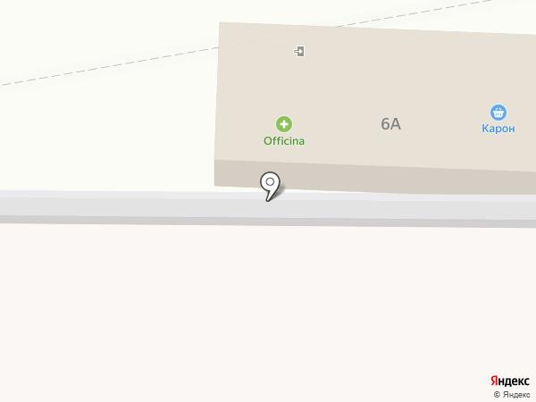 Аптека на карте Астрахани
