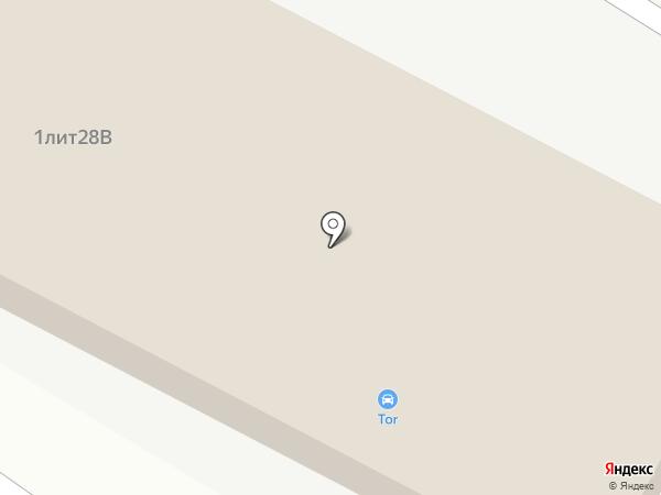 Дизель Центр на карте Астрахани