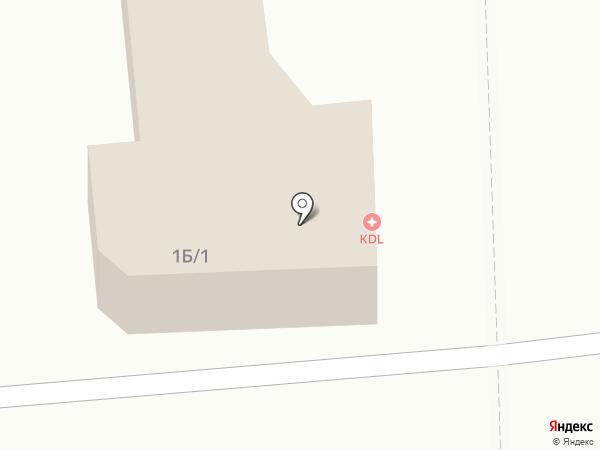 Дом Керамики на карте Астрахани