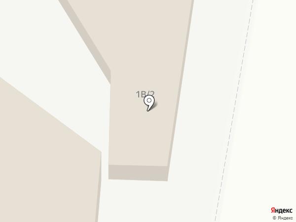 Усадьба на карте Астрахани