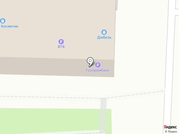 Ballonns-club на карте Астрахани
