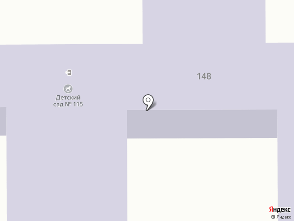 Общественная приемная депутата Думы Астраханской области Тарасенко В.С. на карте Астрахани