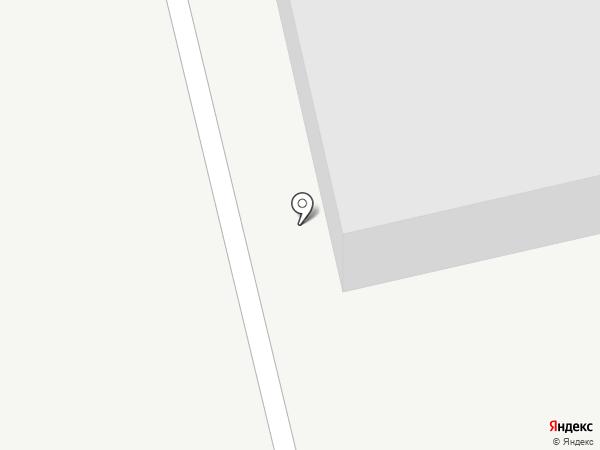 Вектор-АК на карте Астрахани