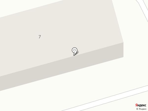 МАМО на карте Началово