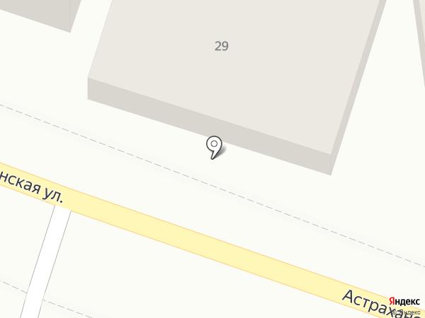 Магазин фруктов и овощей на карте Началово