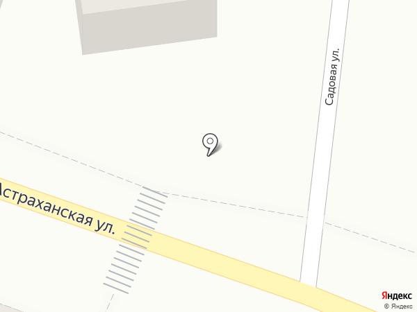 Марьям на карте Началово