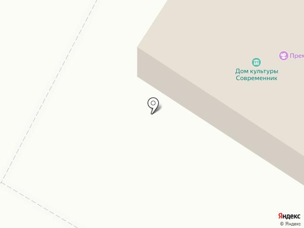 Ферзь на карте Началово