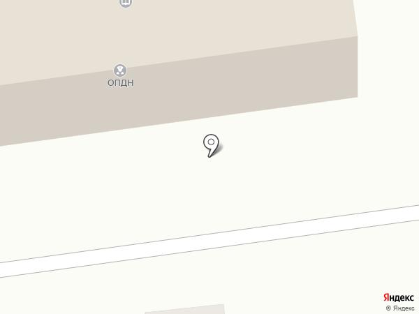Отделение по делам несовершеннолетних ОМВД России по Астраханской области на карте Началово