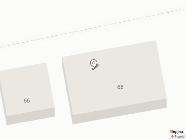 СтандАрт на карте Началово