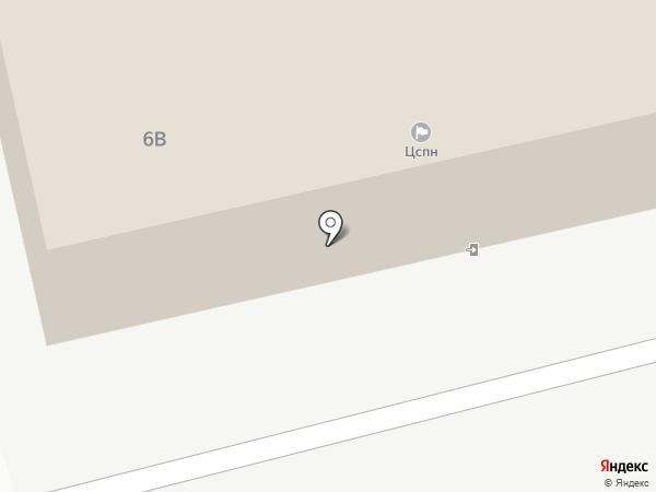 Центр социальной поддержки населения Приволжского района на карте Началово