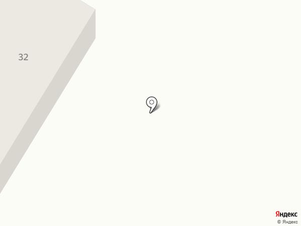 Мясная лавка на карте Больших Ключищ