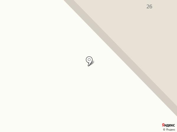 Отдел Военного комиссариата Ульяновской области по Ульяновскому району на карте Ишеевки
